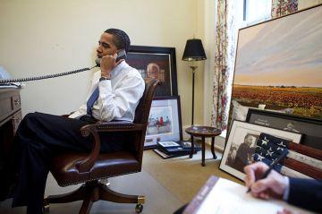 Barack Obama (Wikimedia)